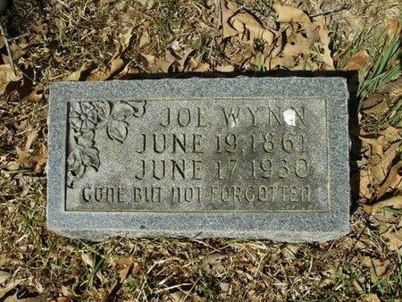WYNN, JOE - Union County, Arkansas   JOE WYNN - Arkansas Gravestone Photos