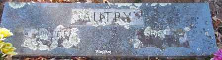 AUTRY, MOLLY P - Van Buren County, Arkansas | MOLLY P AUTRY - Arkansas Gravestone Photos