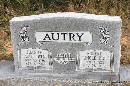 AUTRY, JUANITA - Van Buren County, Arkansas   JUANITA AUTRY - Arkansas Gravestone Photos