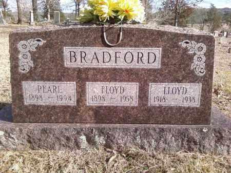 BRADFORD, PEARL - Van Buren County, Arkansas | PEARL BRADFORD - Arkansas Gravestone Photos
