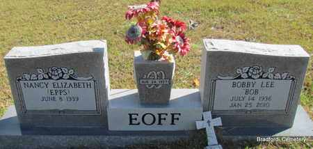 "EOFF, BOBBY LEE ""BOB"" - Van Buren County, Arkansas 