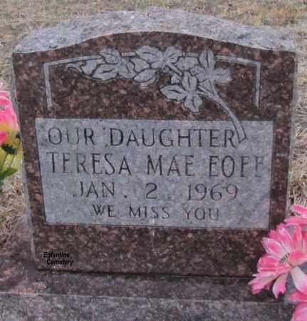 EOFF, TERESA MAE - Van Buren County, Arkansas | TERESA MAE EOFF - Arkansas Gravestone Photos