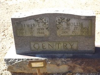 GENTRY, ELMER LEE - Van Buren County, Arkansas | ELMER LEE GENTRY - Arkansas Gravestone Photos