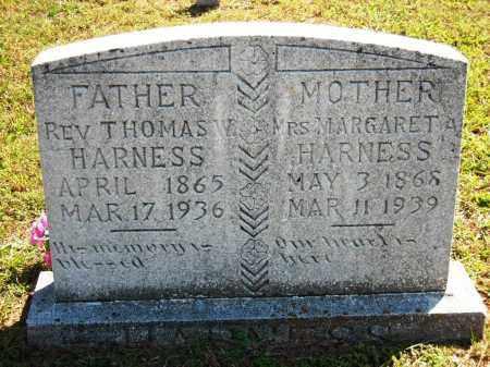 HARNESS, MARGARET - Van Buren County, Arkansas | MARGARET HARNESS - Arkansas Gravestone Photos