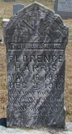 HARRIS, FLORENCE - Van Buren County, Arkansas | FLORENCE HARRIS - Arkansas Gravestone Photos
