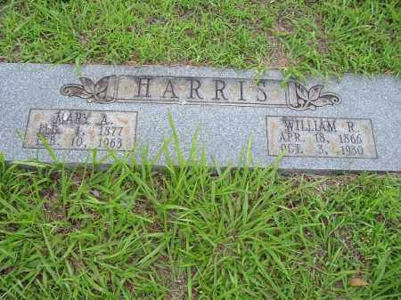 HARRIS, MARY A - Van Buren County, Arkansas | MARY A HARRIS - Arkansas Gravestone Photos
