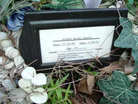 HARRIS, ROBERT WAYNE - Van Buren County, Arkansas | ROBERT WAYNE HARRIS - Arkansas Gravestone Photos