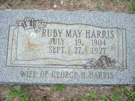 HARRIS, RUBY MAY - Van Buren County, Arkansas | RUBY MAY HARRIS - Arkansas Gravestone Photos