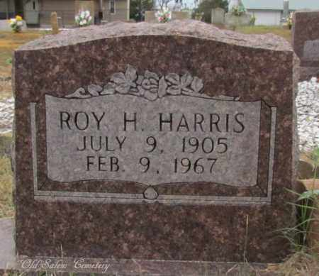 HARRIS, ROY H - Van Buren County, Arkansas   ROY H HARRIS - Arkansas Gravestone Photos