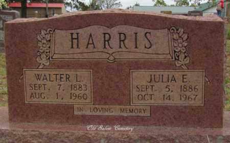 HARRIS, WALTER L - Van Buren County, Arkansas | WALTER L HARRIS - Arkansas Gravestone Photos