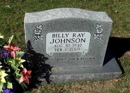 JOHNSON, BILLY RAY - Van Buren County, Arkansas | BILLY RAY JOHNSON - Arkansas Gravestone Photos