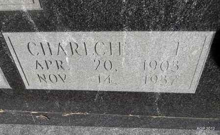 JOHNSON, CLLARLCLE (CLOSEUP) - Van Buren County, Arkansas   CLLARLCLE (CLOSEUP) JOHNSON - Arkansas Gravestone Photos