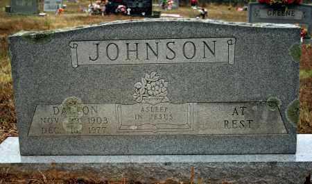 JOHNSON, DALTON - Van Buren County, Arkansas | DALTON JOHNSON - Arkansas Gravestone Photos