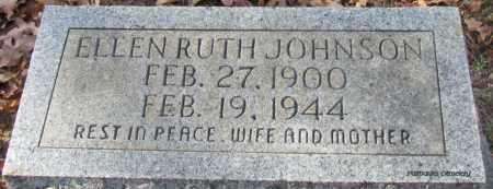 JOHNSON, ELLEN RUTH - Van Buren County, Arkansas | ELLEN RUTH JOHNSON - Arkansas Gravestone Photos