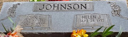 JOHNSON, JOHN LEE - Van Buren County, Arkansas | JOHN LEE JOHNSON - Arkansas Gravestone Photos