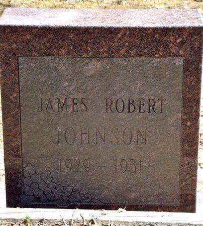 JOHNSON, JAMES ROBERT - Van Buren County, Arkansas   JAMES ROBERT JOHNSON - Arkansas Gravestone Photos