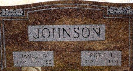 "JOHNSON, RUTH BELLE ""RUTHIE"" - Van Buren County, Arkansas | RUTH BELLE ""RUTHIE"" JOHNSON - Arkansas Gravestone Photos"