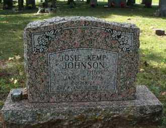 JOHNSON, JOSIE - Van Buren County, Arkansas   JOSIE JOHNSON - Arkansas Gravestone Photos