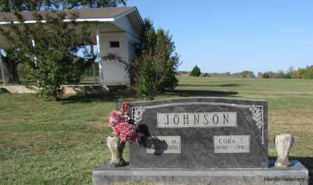 JOHNSON, JOHN H - Van Buren County, Arkansas | JOHN H JOHNSON - Arkansas Gravestone Photos