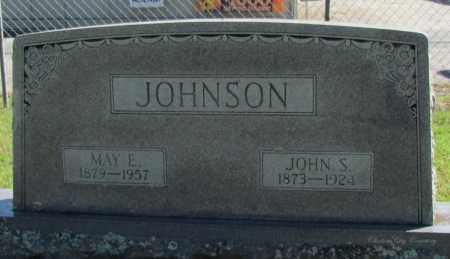 JOHNSON, MAY E - Van Buren County, Arkansas | MAY E JOHNSON - Arkansas Gravestone Photos