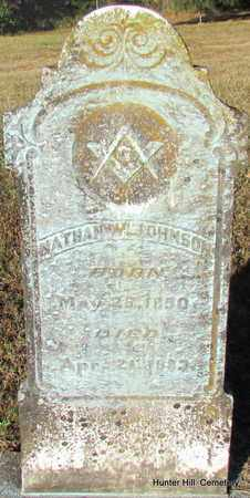 JOHNSON, NATHAN W - Van Buren County, Arkansas | NATHAN W JOHNSON - Arkansas Gravestone Photos
