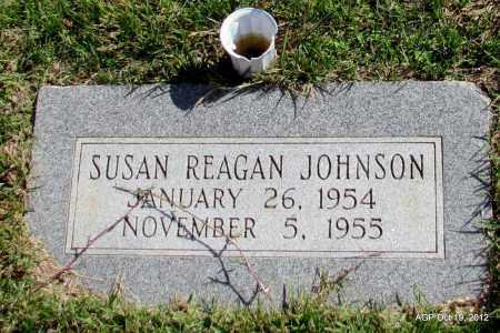 JOHNSON, SUSAN REAGAN - Van Buren County, Arkansas | SUSAN REAGAN JOHNSON - Arkansas Gravestone Photos