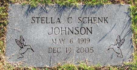 JOHNSON, STELLA C - Van Buren County, Arkansas   STELLA C JOHNSON - Arkansas Gravestone Photos
