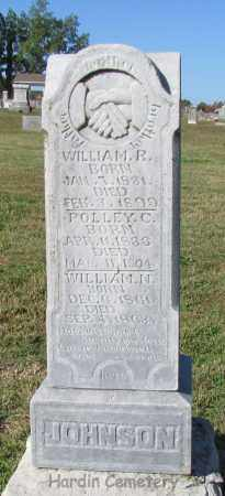 JOHNSON, POLLEY C - Van Buren County, Arkansas | POLLEY C JOHNSON - Arkansas Gravestone Photos