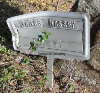 MASSEY, JAMES - Van Buren County, Arkansas | JAMES MASSEY - Arkansas Gravestone Photos