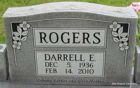 ROGERS, DARRELL E - Van Buren County, Arkansas | DARRELL E ROGERS - Arkansas Gravestone Photos