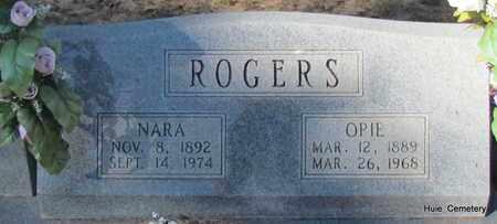 ROGERS, NARA - Van Buren County, Arkansas   NARA ROGERS - Arkansas Gravestone Photos