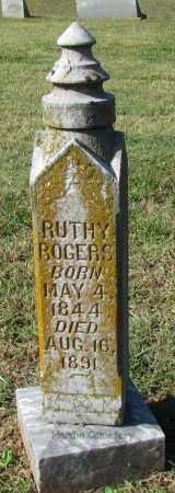 ROGERS, RUTHY - Van Buren County, Arkansas | RUTHY ROGERS - Arkansas Gravestone Photos