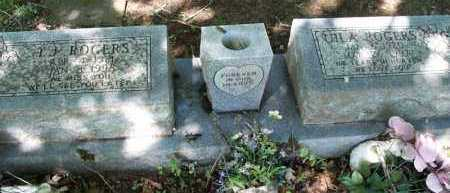 ROGERS, T J - Van Buren County, Arkansas   T J ROGERS - Arkansas Gravestone Photos