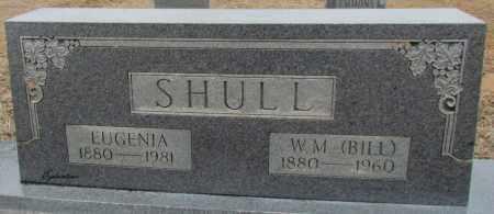 SHULL, EUGENIA - Van Buren County, Arkansas   EUGENIA SHULL - Arkansas Gravestone Photos