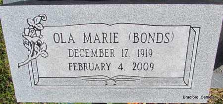 SHULL, OLA MARIE (CLOSE UP) - Van Buren County, Arkansas | OLA MARIE (CLOSE UP) SHULL - Arkansas Gravestone Photos