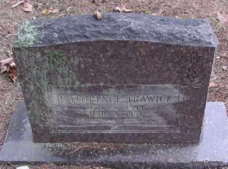 TRAWICK, H FLORENCE - Van Buren County, Arkansas | H FLORENCE TRAWICK - Arkansas Gravestone Photos