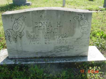 TREAT, EDNA H - Van Buren County, Arkansas | EDNA H TREAT - Arkansas Gravestone Photos