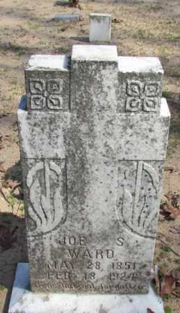 WARD, JOE S - Van Buren County, Arkansas | JOE S WARD - Arkansas Gravestone Photos