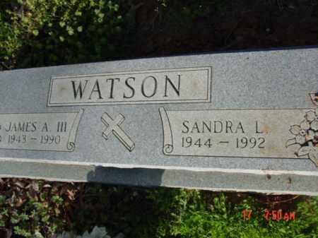 WATSON, SANDRA L - Van Buren County, Arkansas   SANDRA L WATSON - Arkansas Gravestone Photos