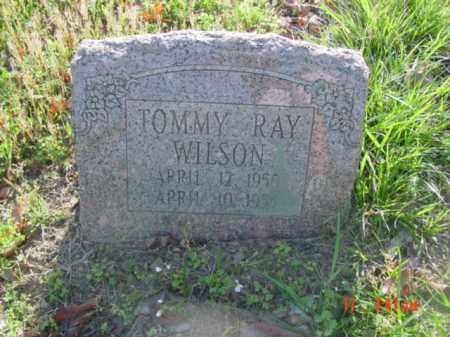 WILSON, TOMMY RAY - Van Buren County, Arkansas   TOMMY RAY WILSON - Arkansas Gravestone Photos