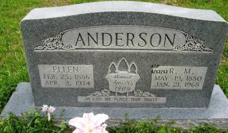 FORD ANDERSON, ELLEN - Washington County, Arkansas | ELLEN FORD ANDERSON - Arkansas Gravestone Photos