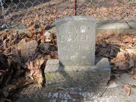BAKER, ALVIN - Washington County, Arkansas | ALVIN BAKER - Arkansas Gravestone Photos