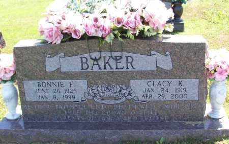 BAKER, BONNIE FAYE - Washington County, Arkansas   BONNIE FAYE BAKER - Arkansas Gravestone Photos