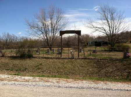 *BAKER CEMETERY, DIRECTIONS TO - Washington County, Arkansas | DIRECTIONS TO *BAKER CEMETERY - Arkansas Gravestone Photos