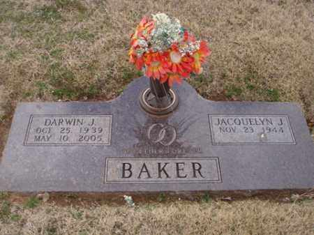 BAKER, DARWIN J. - Washington County, Arkansas | DARWIN J. BAKER - Arkansas Gravestone Photos