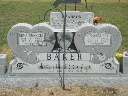 BAKER, CHARLES RAY - Washington County, Arkansas | CHARLES RAY BAKER - Arkansas Gravestone Photos