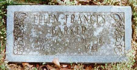 BAKER, ELLEN FRANCES - Washington County, Arkansas   ELLEN FRANCES BAKER - Arkansas Gravestone Photos