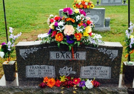 BAKER, FRANKIE E - Washington County, Arkansas | FRANKIE E BAKER - Arkansas Gravestone Photos
