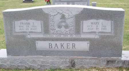 BAKER, MARY L - Washington County, Arkansas | MARY L BAKER - Arkansas Gravestone Photos