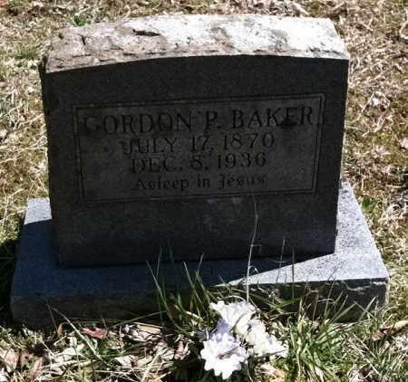 BAKER, GORDON P - Washington County, Arkansas | GORDON P BAKER - Arkansas Gravestone Photos